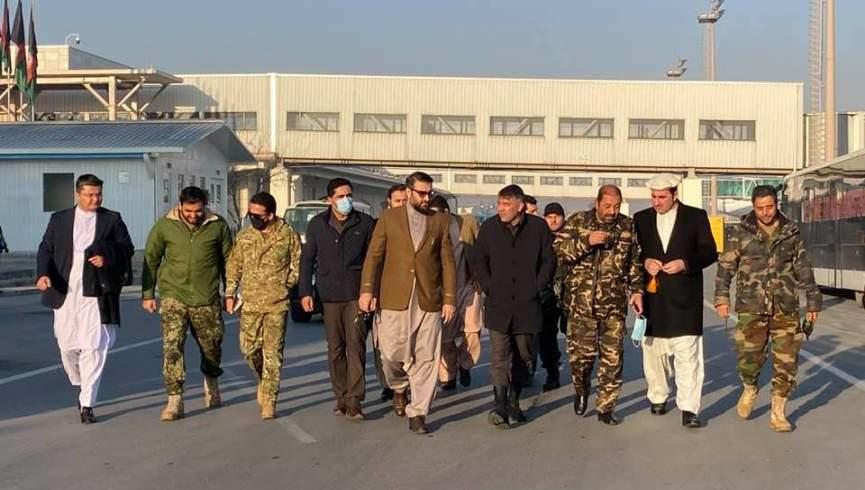 جلسات جدید در قندهار؛  مقامات ارشد امنیتی وارد استان شدند
