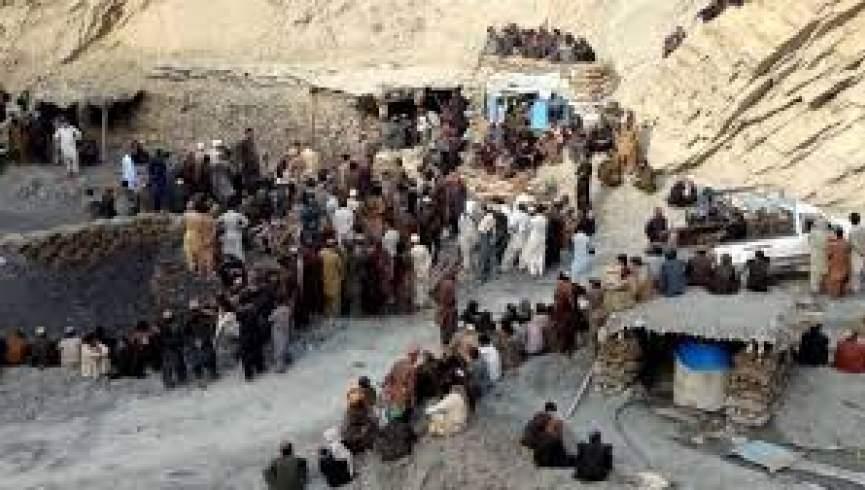 11 معدنچی خزر در پاکستان کشته شدند