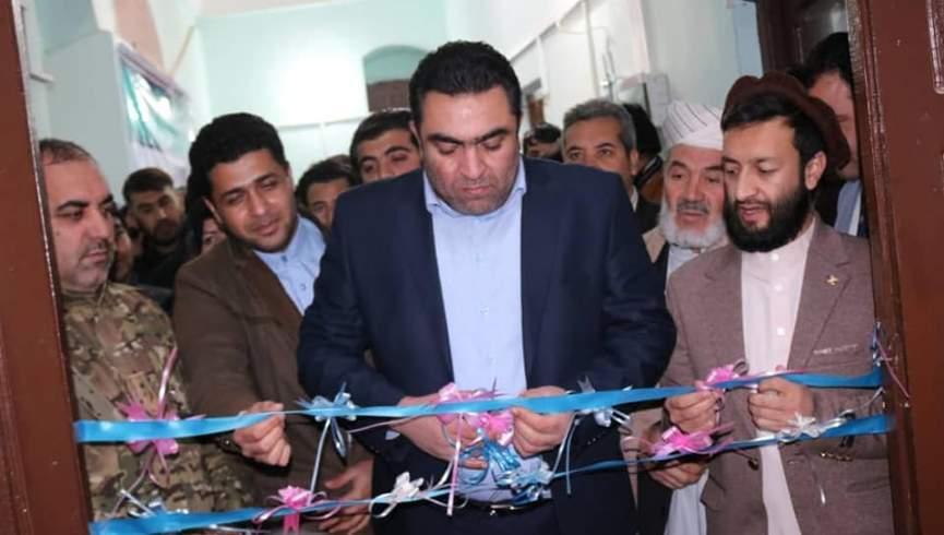 افتتاح اولین مرکز توزیع اسناد الکترونیکی شخصی در بادغیس