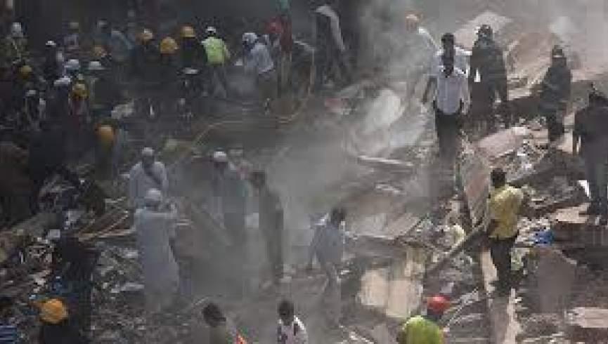 19 نفر در هند سقوط کردند