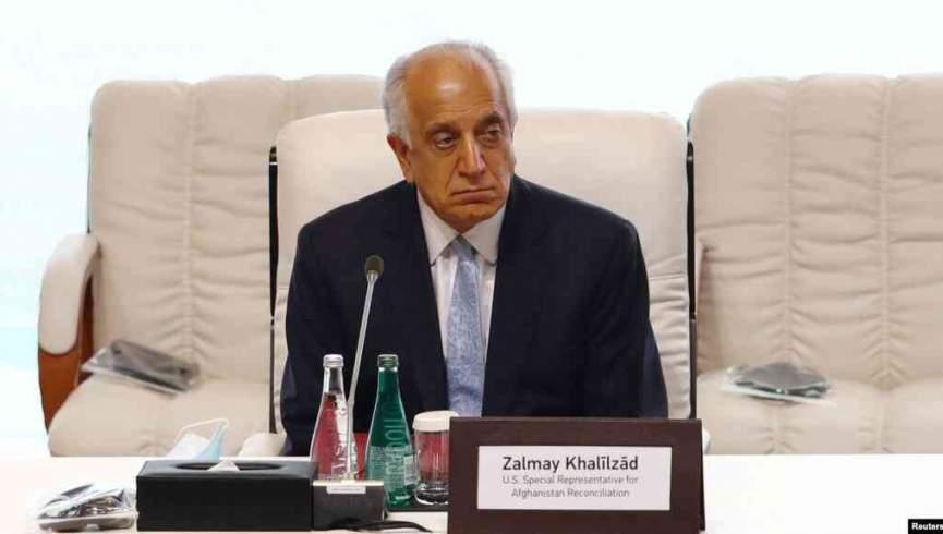 دور دوم گفتگوهای صلح در افغانستان ؛  خلیل زاد وارد دوحه شد