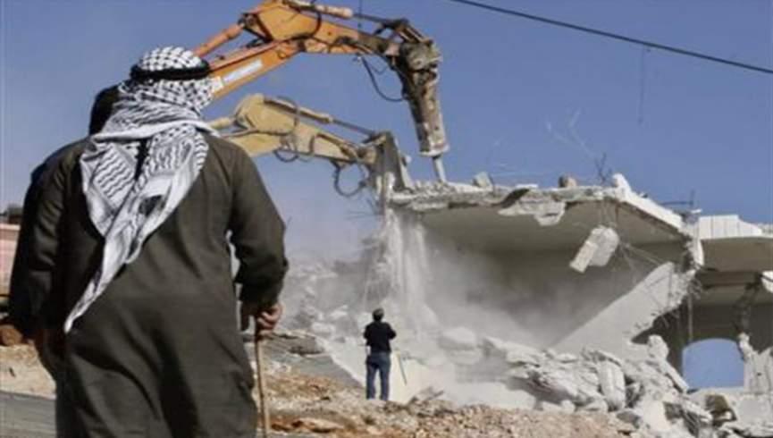 در سال 2020 بیش از 700 ساختمان فلسطینی تخریب شد