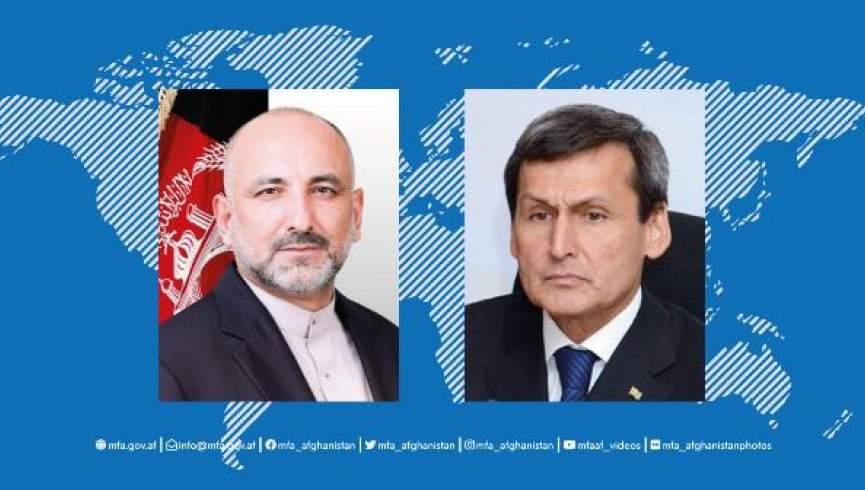 مقامات افغانستان و ترکمنستان سه پروژه بزرگ زیربنایی را آغاز می کنند