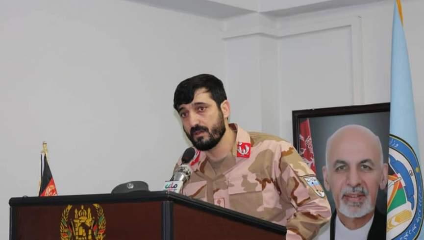 رئیس پلیس جدید استان بادغیس معرفی می شود