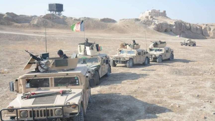هفت نیروی طالبان در فراه کشته شدند