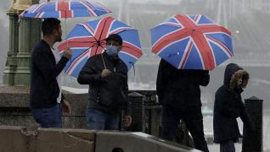 آلوده شدن بیش از 62000 نفر در یک روز در انگلیس