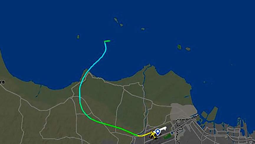 پرواز یک هواپیمای مسافربری در اندونزی با 50 مسافر