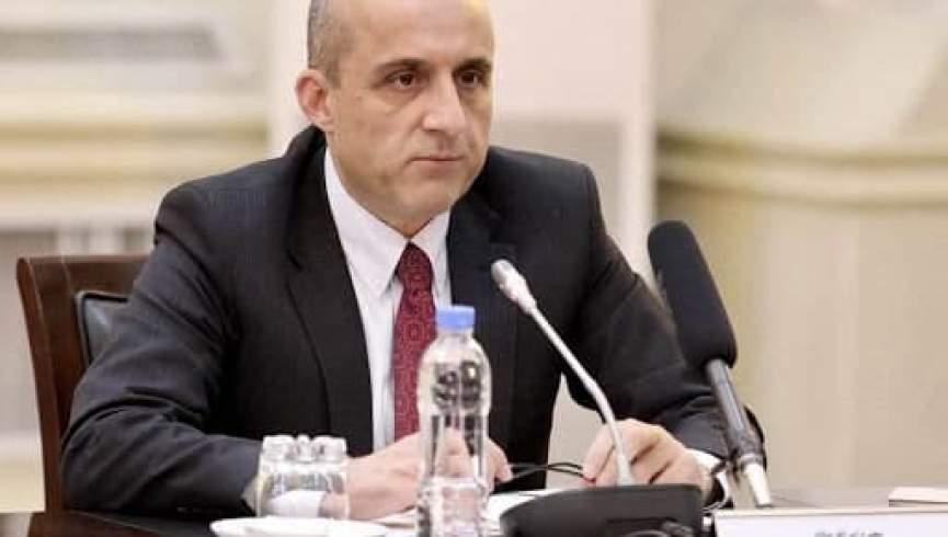 امرالله صالح: سرکوب جنایتکاران مناطق خطرناک و ممنوعه کابل را آرام می کند