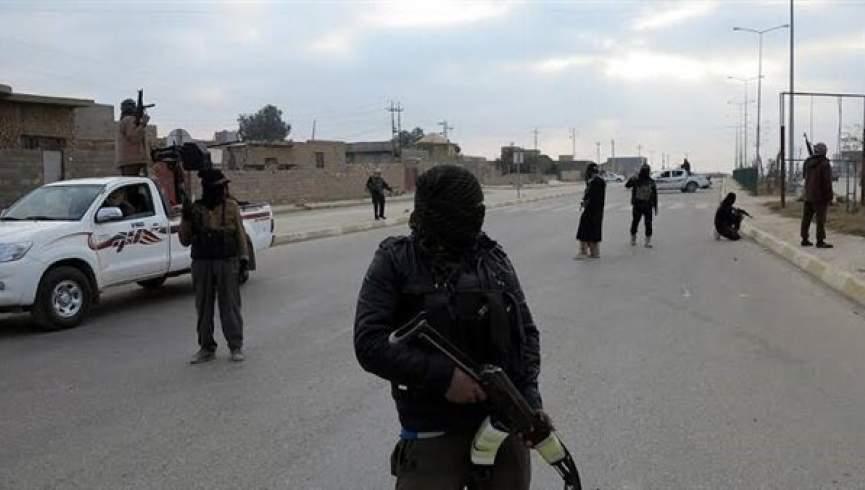 سه نیروی امنیتی عراقی در انبار کشته شدند