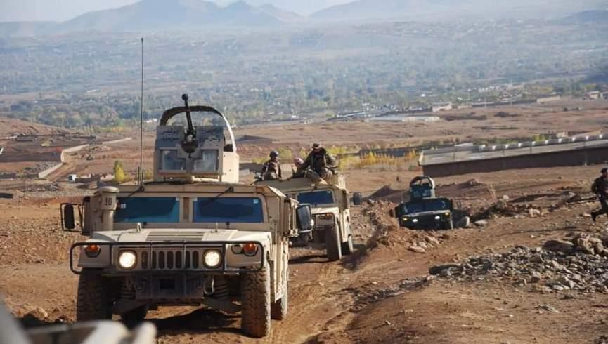 پاسگاه های اطراف کابل به وزارت دفاع تحویل داده شد