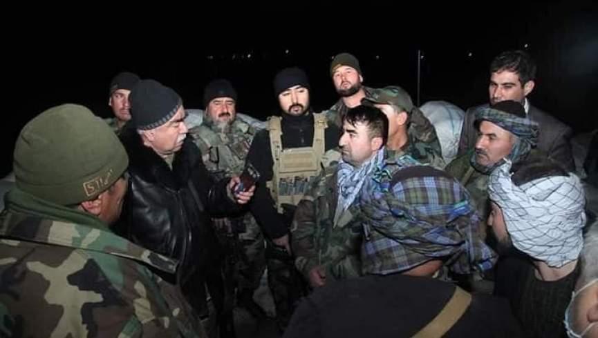 درگیری طالبان مسلح با محافظان مارشال دوستم در فاریاب.  13 طالبان کشته و هشت نفر دیگر دستگیر شدند