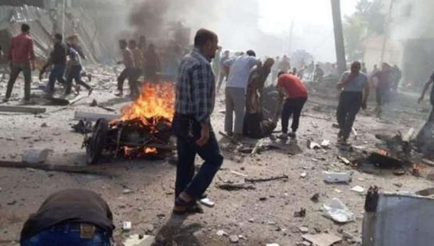 دو بمب گذار انتحاری در بغداد.  بیش از 100 نفر کشته و زخمی شدند