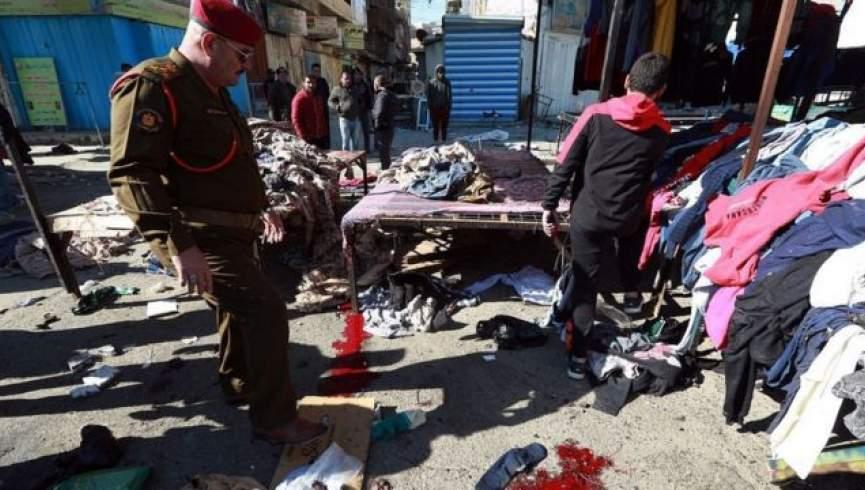 قتل عام در بغداد ، رهبری بایدن ، بازگشت داعش