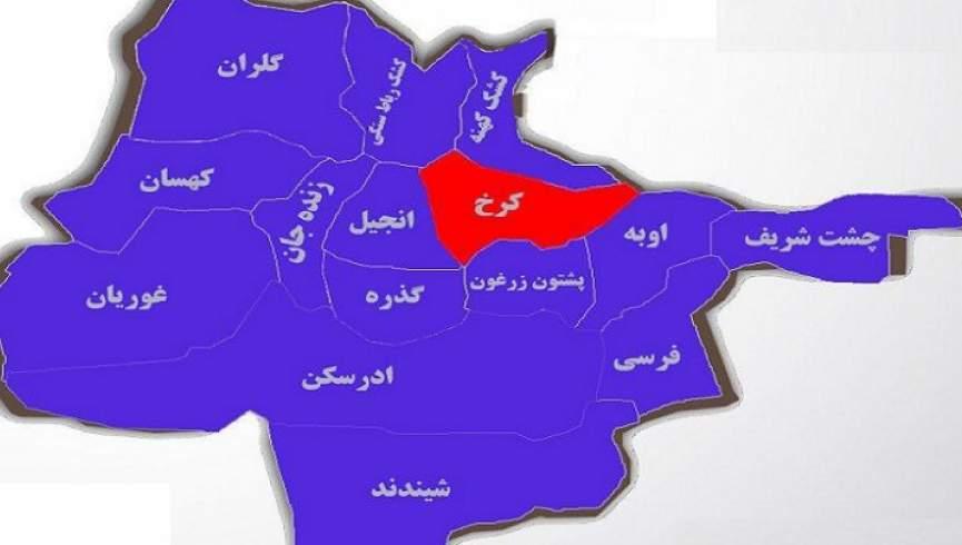 اهدای حج به همراه شش نفر دیگر در هرات زخمی شدند