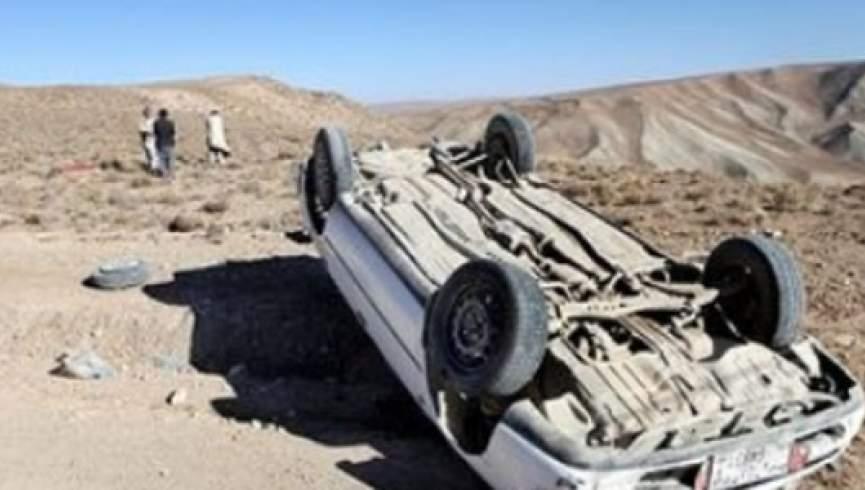 بر اثر واژگونی یک اتومبیل در هرات یک نفر کشته و شش نفر زخمی شدند