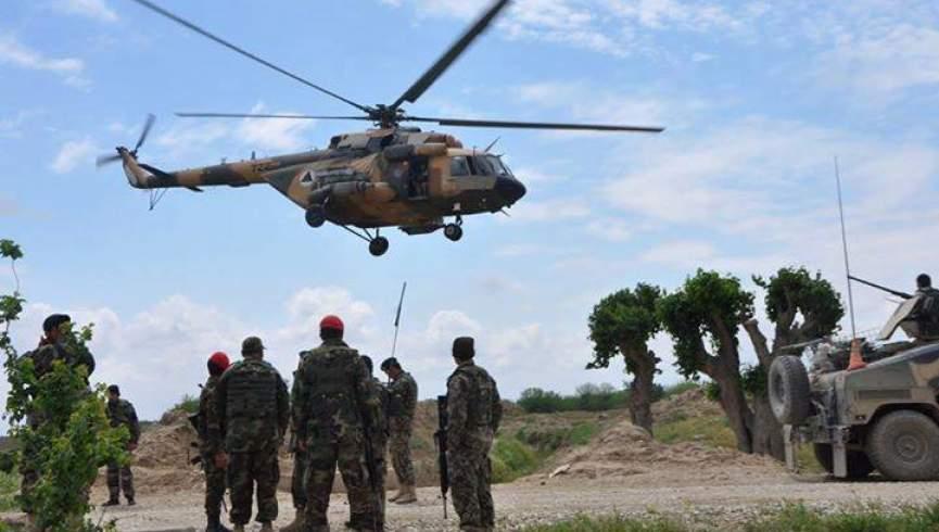 عملیات گسترده نظامی در قندهار.  پنجاه طالب مسلح کشته شدند