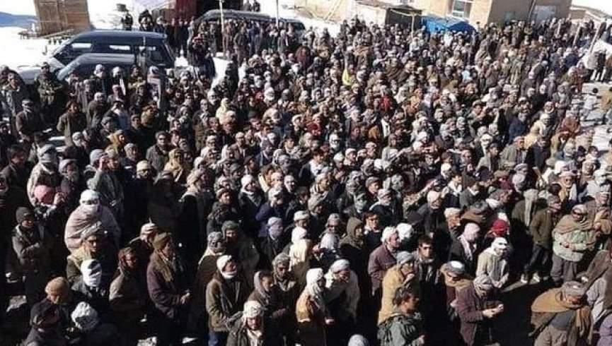تظاهرات و درگیری در بهسود میدان وردک ؛  سرور دانش: یک هیئت واجد شرایط به منطقه اعزام می شود
