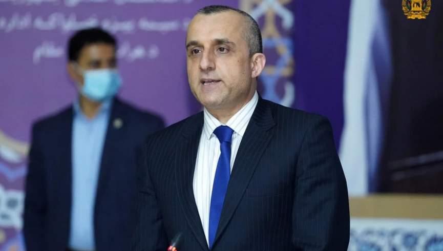 امرولا صالح: جامعه جهانی فهمیده است که طالبان دست از کشتار مردم برنداشته اند