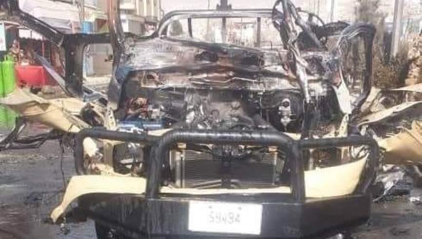 انفجار در کابل  دو نفر کشته شدند
