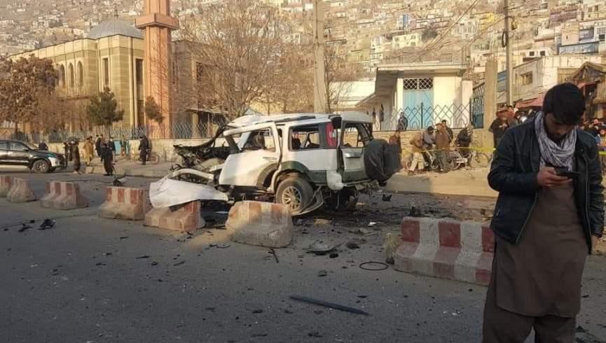 انفجارها در کابل