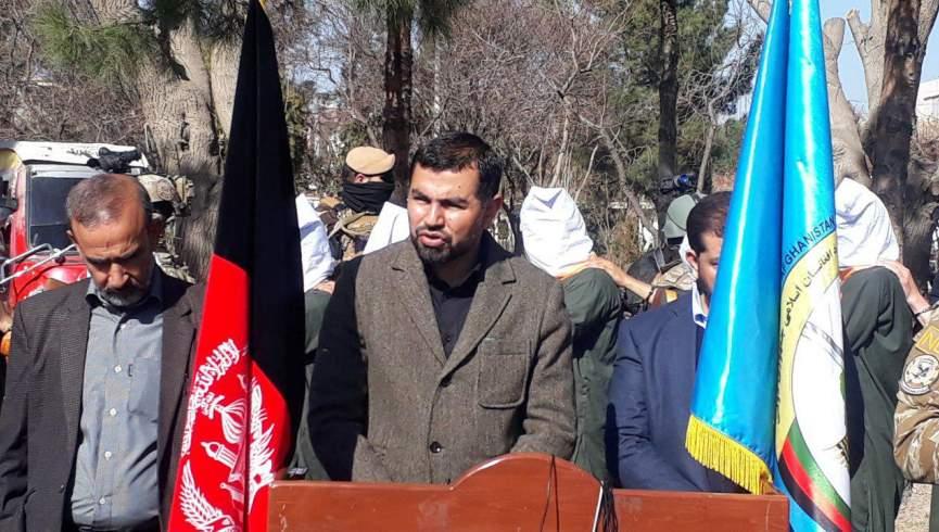 یک شبکه اطلاعاتی 11 نفری طالبان در هرات دستگیر شده است
