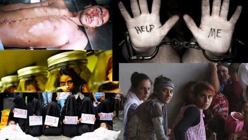 قاچاق انسان؛  افغانستان در میان کشورهایی است که بیشترین تخلف را دارد