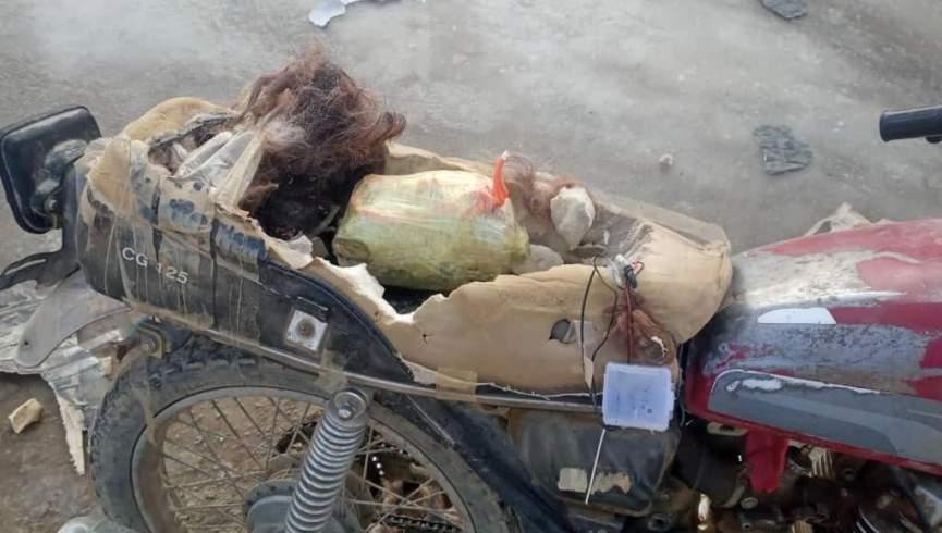 وزارت کشور: یک بمب خودرویی در فرا فرا منفجر می شود