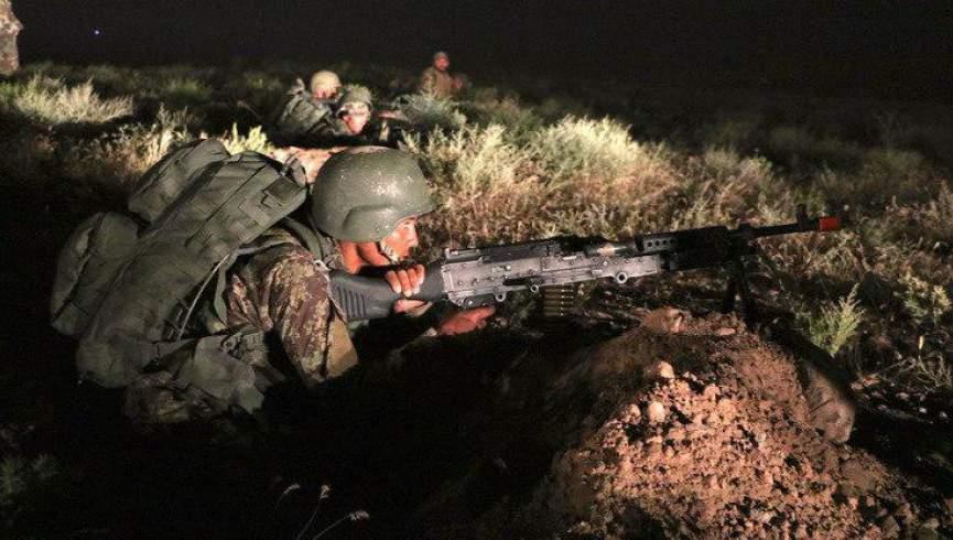 شش سرباز کشته و سه نفر دیگر به گروگان گرفته شدند