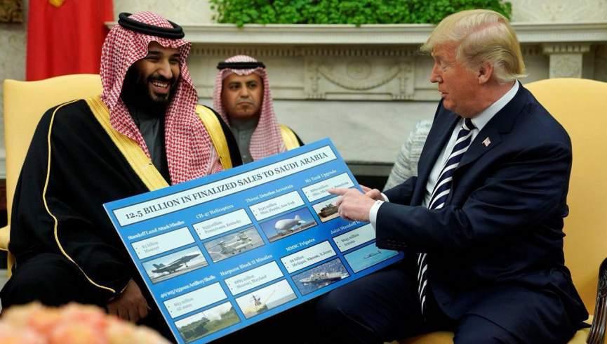 دولت بایدن فروش سلاح به عربستان سعودی را متوقف کرده است