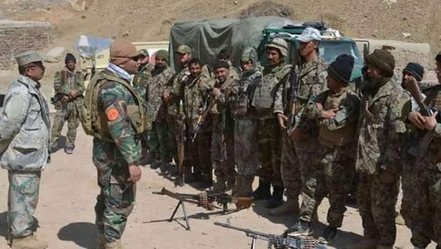 در عملیات پاکسازی ارتش در گور ، سه شورشی طالب کشته و هفت نفر دیگر زخمی شدند