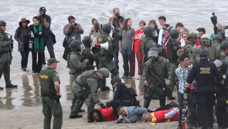 بیش از 100000 مهاجر در مرز با آمریکای جنوبی دستگیر شده اند