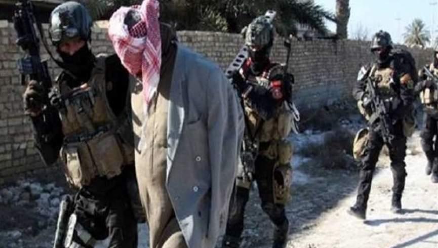دستگیری چندین عنصر داعش در غرب عراق