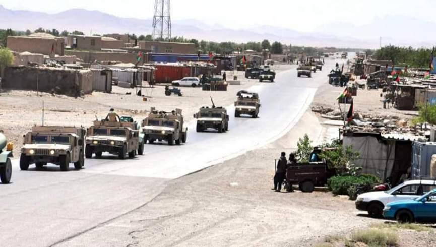 15 طالب در چهار ولسوالی ولایت هرات کشته شدند