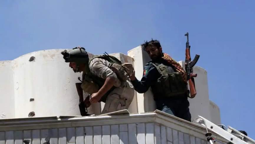 هشت طالب و سه افسر پلیس در شیدند هرات کشته شدند