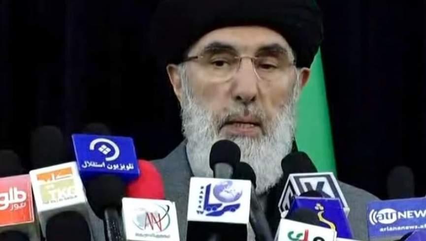 گلبدین حکمتیار: طالبان هیچ دلیلی برای توقف گفتگوهای صلح ندارند