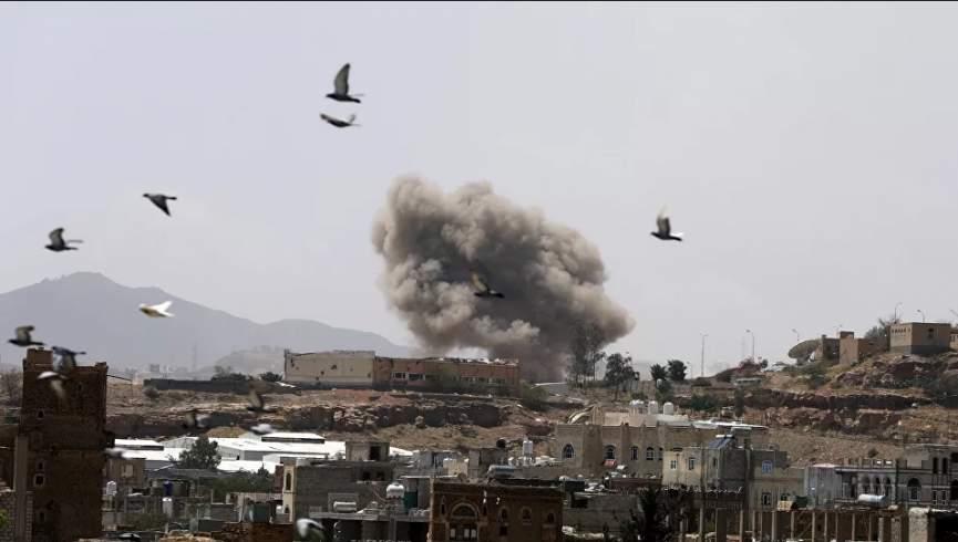 جنگنده های سعودی طی 24 ساعت گذشته به چندین منطقه از یمن حمله کرده اند