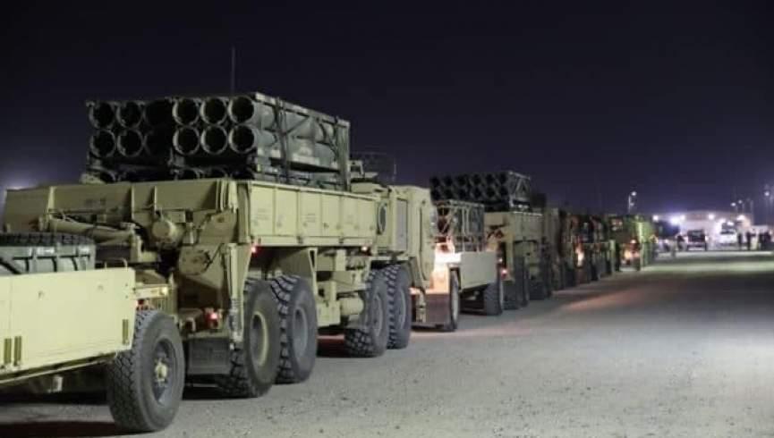 ایالات متحده در افغانستان موشک دارد