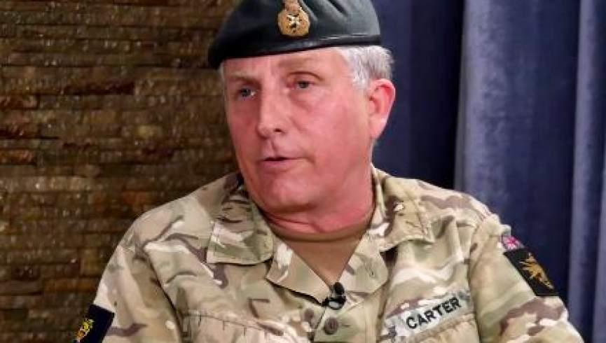 رئیس ستاد ارتش انگلیس: خروج خارجی ها از افغانستان ، جنگ طالبان دیگر توجیه پذیر نیست