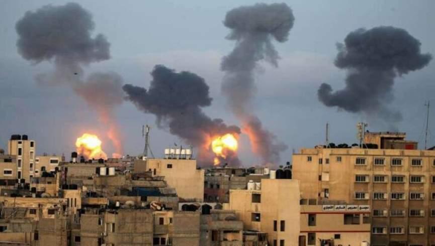 پنج فلسطینی دیگر در حملات اسرائیل کشته شدند