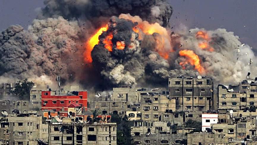 بحران در غزه  رژیم قاتل ، جهان منفعل