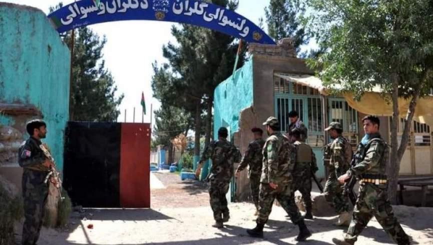 گلران هرات در معرض خطر حمله طالبان است