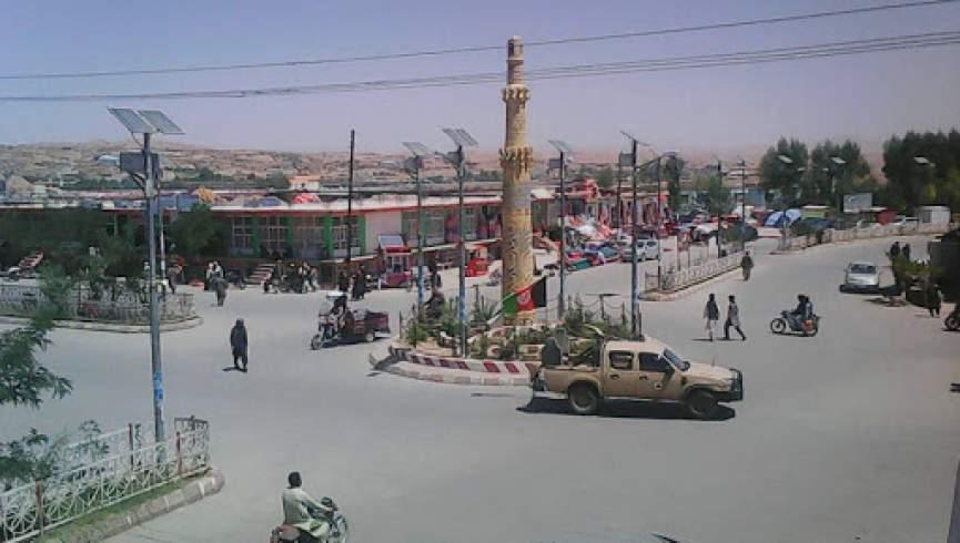 فرمانده منطقه امنیتی دوم پلیس گور در اثر انفجار کشته شد