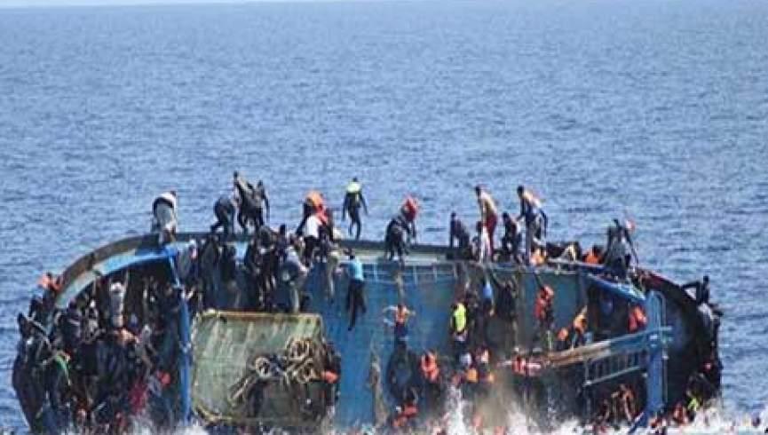 بیش از 50 مهاجر در آبهای تونس غرق شدند