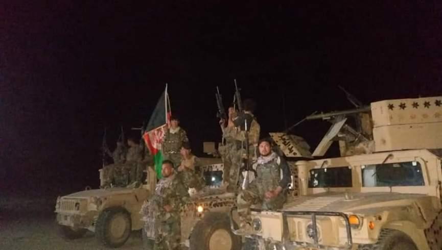 ارتش: گزارش های سقوط ولسوالی المار فاریاب بی اساس است