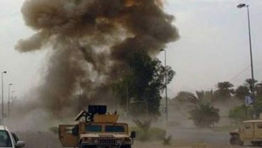 کاروان نظامی آمریکا در عراق مورد حمله قرار گرفت