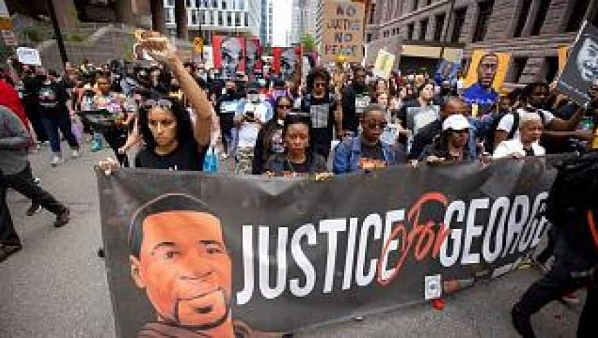 اعتراض به نژادپرستی در آمریکا