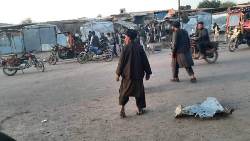 گلوله های خمپاره ای از طرف طالبان به منطقه قیزار فاریاب اصابت کرد.  هفت غیرنظامی کشته شدند