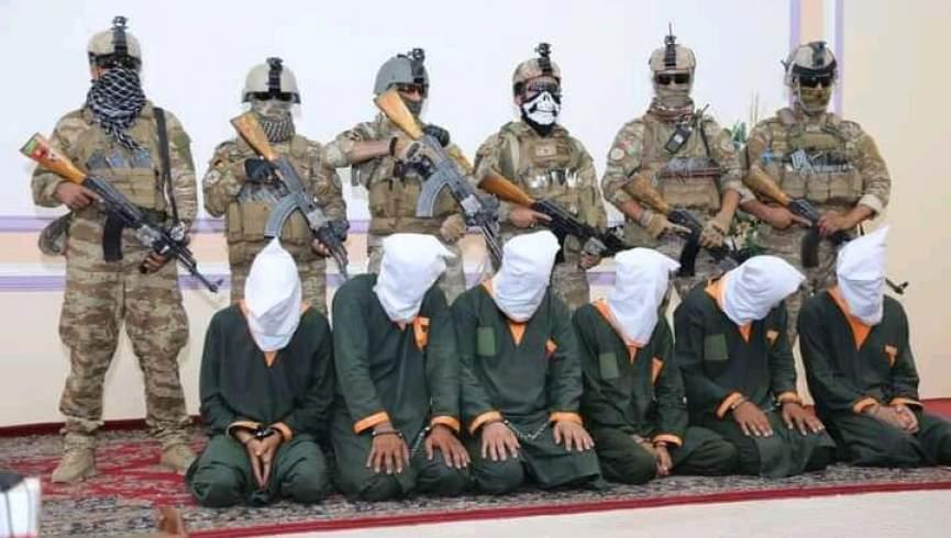 نابودی یک شبکه تروریستی هفت نفره در هرات