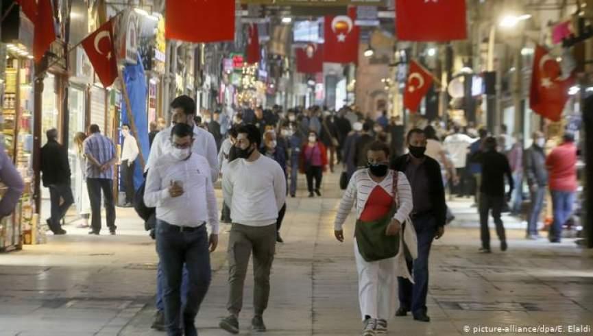 آخرین مورد بیماری کرونر قلب در ترکیه