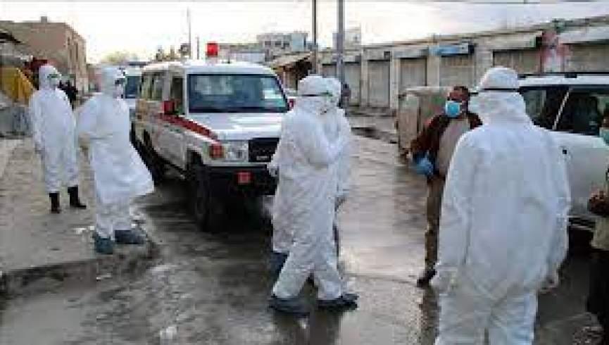 موج سوم تاج گذاری در افغانستان ؛  71 بیمار کرونر در 24 ساعت گذشته فوت کرده اند